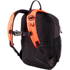 Mammut First Zip Sac à dos 4l Enfant, safety orange/black